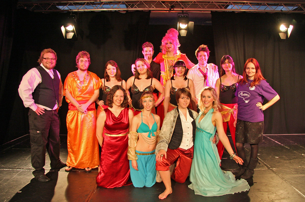 Aladdin cast edfringe 2011 aladdin is a specially for Farcical pantomime