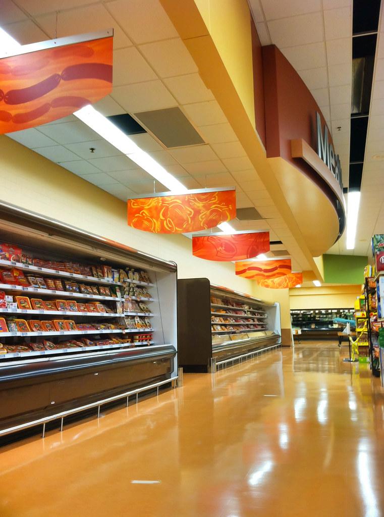 Meat Market Decor Design Interior Market Upgrade Groce Flickr