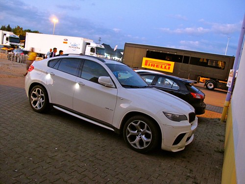 Tricked Out Bmw X6 Peter Guagenti Flickr
