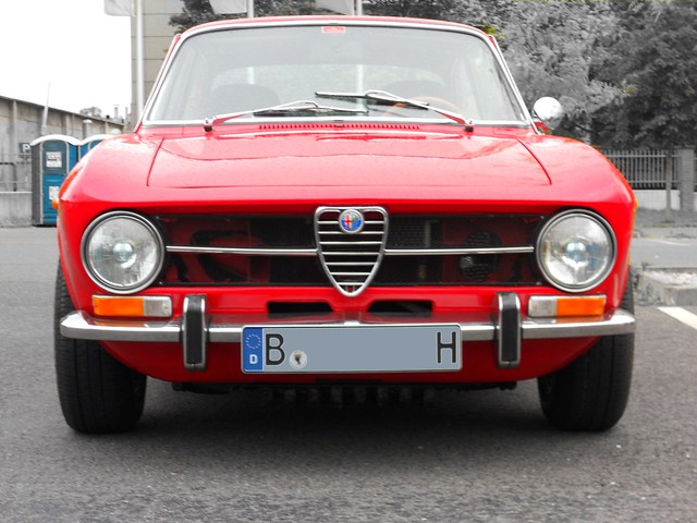 Alfa romeo bertone gt 1300 junior coup 1970 flickr photo sharing - Alfa romeo coupe bertone a vendre ...