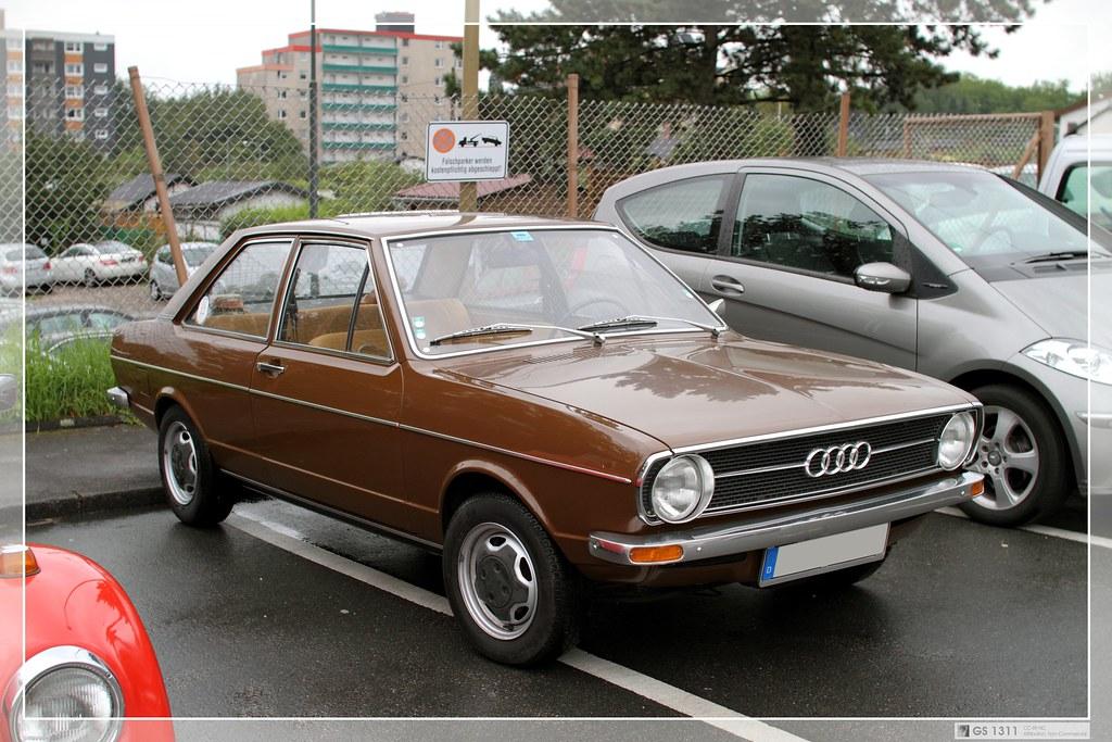 1972 - 1978 Audi 80 B1 L (01) | Georg Sander | Flickr