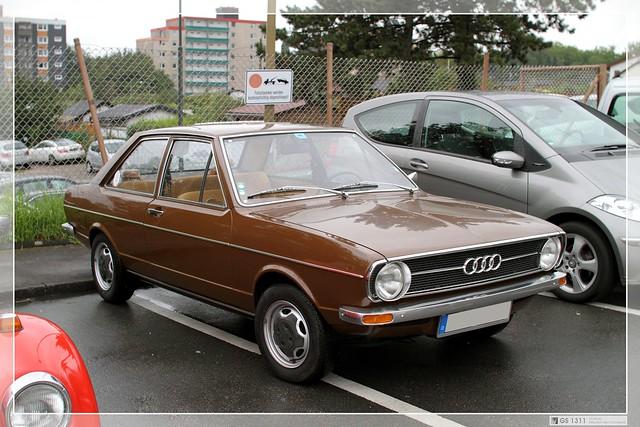 1972 - 1978 Audi 80 B1 L (01) | Flickr - Photo Sharing!