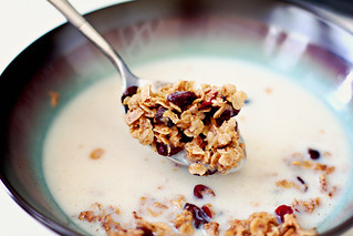 homemade granola | by alwaysgenevieve