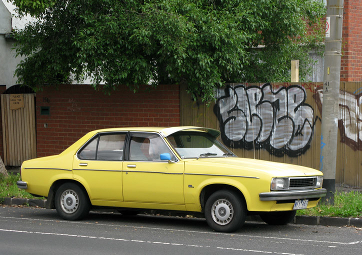 Holden S Last Car In Australia