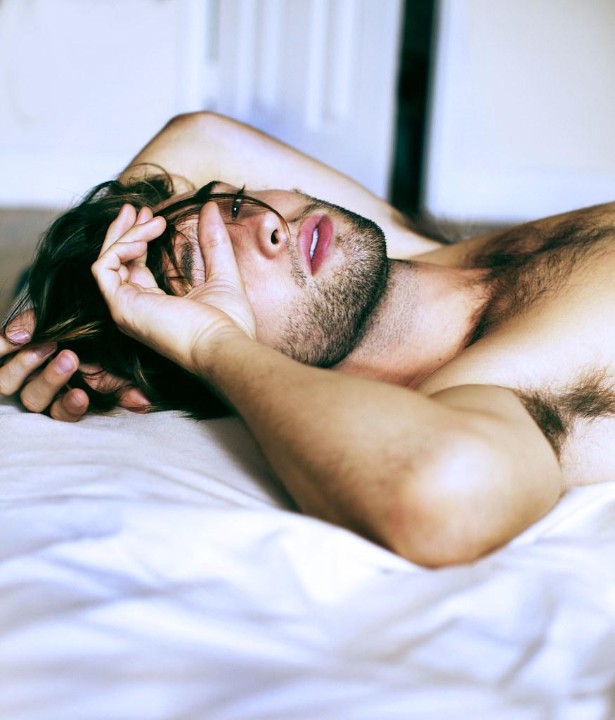 Swimwear Naked Men Sleeping Free Pic