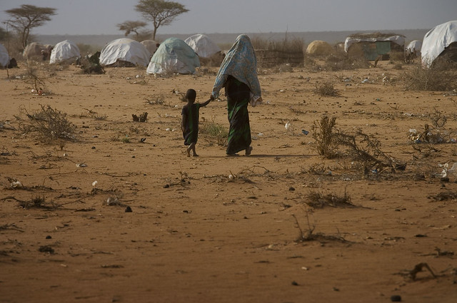 East Africa Drought 2011