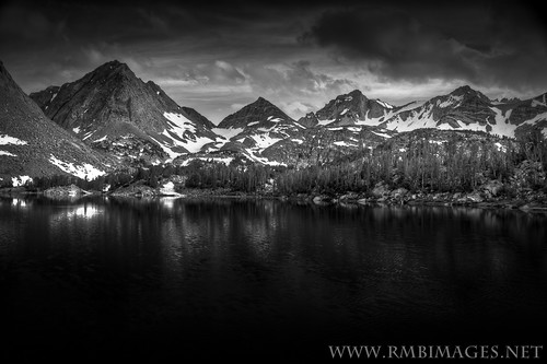 Sierra Mountains B/W | by Bob Bowman Photography