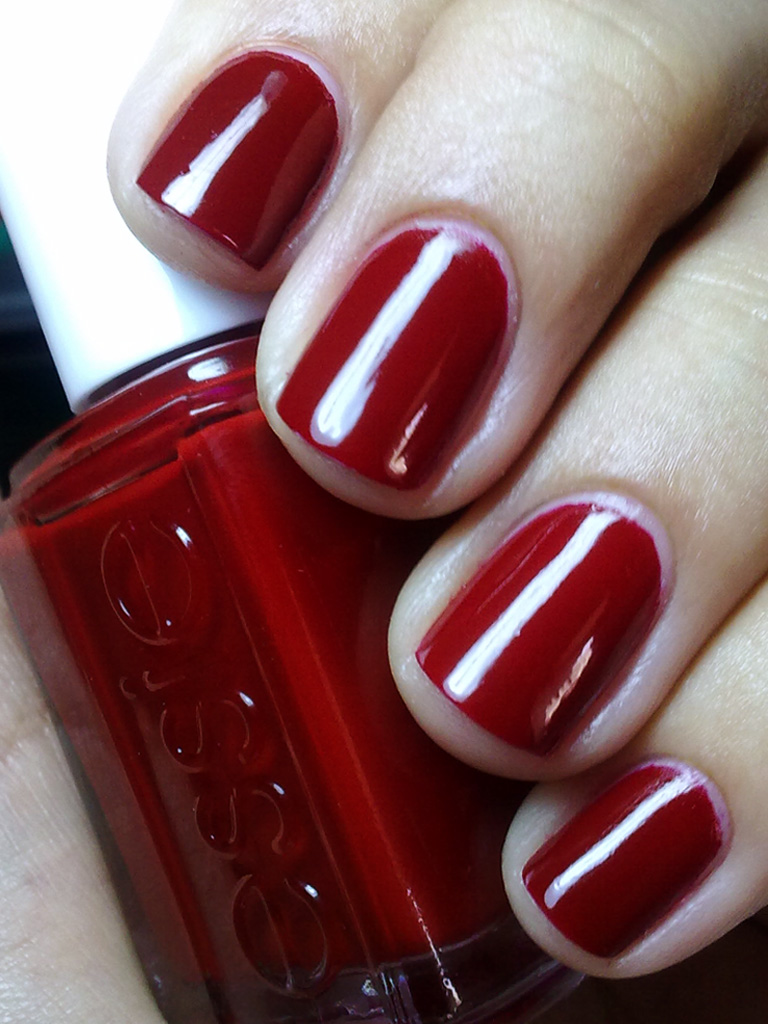 limited addiction, essie | cor de sangue, não? ai, gente, am… | Flickr