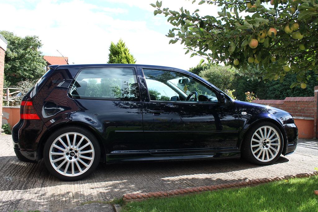 vw golf mk4 r32 moonlight blue 2 nick preston flickr. Black Bedroom Furniture Sets. Home Design Ideas
