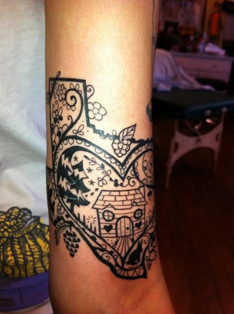 my texas tattoo flickr photo sharing. Black Bedroom Furniture Sets. Home Design Ideas