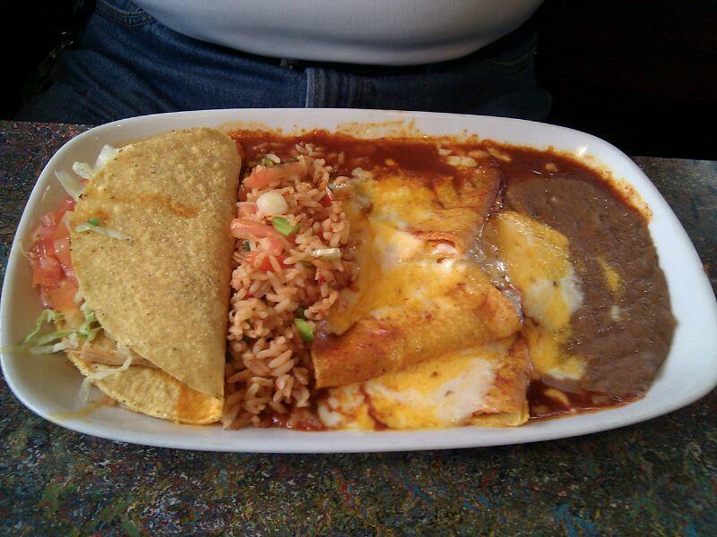 Resultado de imagen de enchiladas mexico
