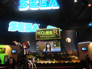 TGS - Rhythm Thief | by SEGA of America