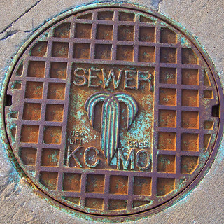 Sewer Cover | by Gwen's River City Images