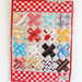 Mini Cross Quilt for Kerry
