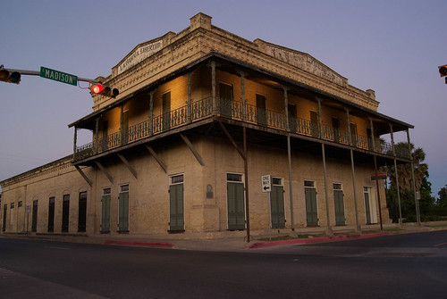 Brownsville Tx Downtown Waxs Flickr