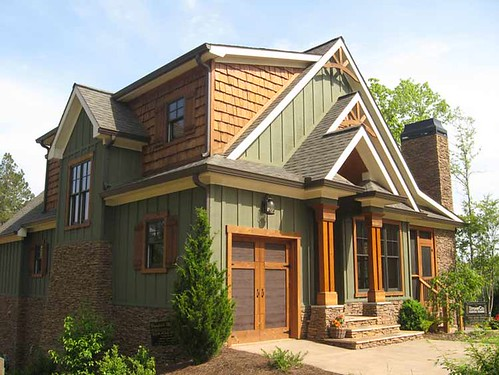 Rustic Home Exterior Max Fulbright Flickr