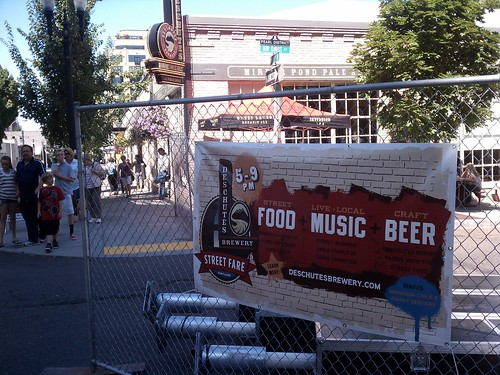 Street Fare banner | by DeschutesBrewery