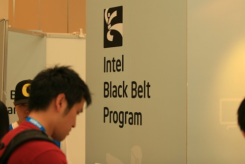 Intel Black Belt Program | by COSCUP