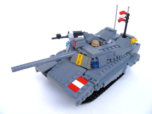 RAMM Covert-12 MBT | by Carpet lego