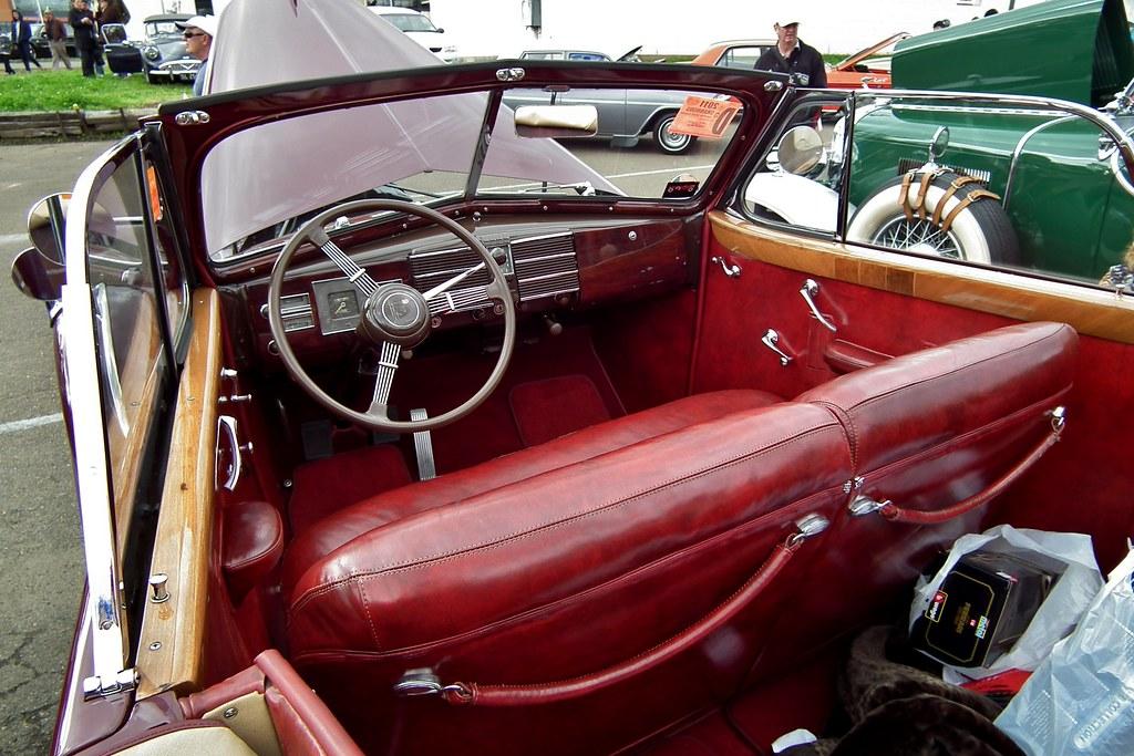 1938 Cadillac Convertible 1938 Cadillac Convertible