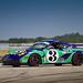 """#3 """"Hippy"""" Porsche Cayman Interseries Race Car"""