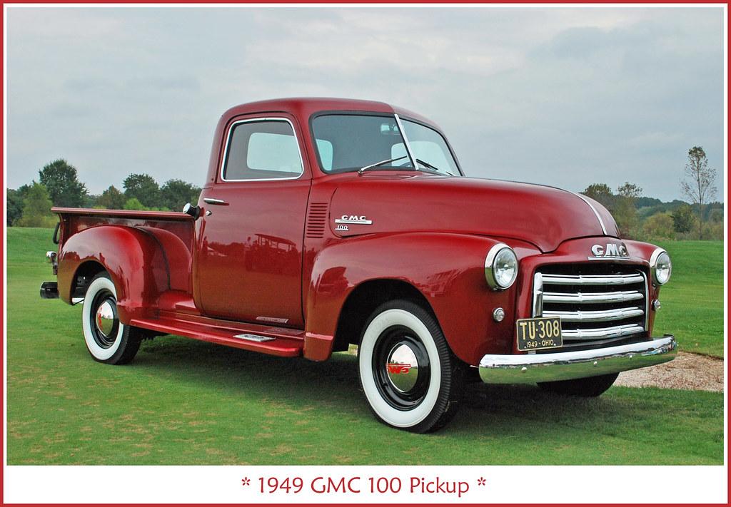 1949 Gmc Pickup The September 19 2010 Glenmoor