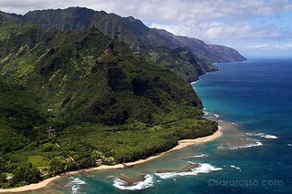 Ha'Ena near Hanalei Bay, Kauai, Hawaii | by MsAdventuresinItaly