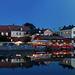 Eskilstuna Old Town Panorama