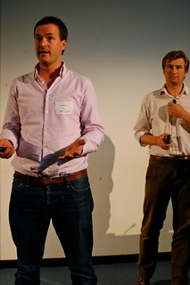 Taavet and Kristo | by Seedcamp Photos