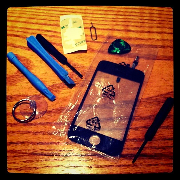 Iphone  Rebuild Kit