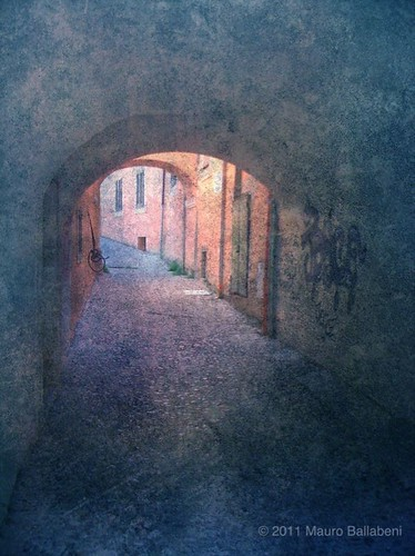 iPhoneography 295 >Into the Light< | by Mauro Ballabeni