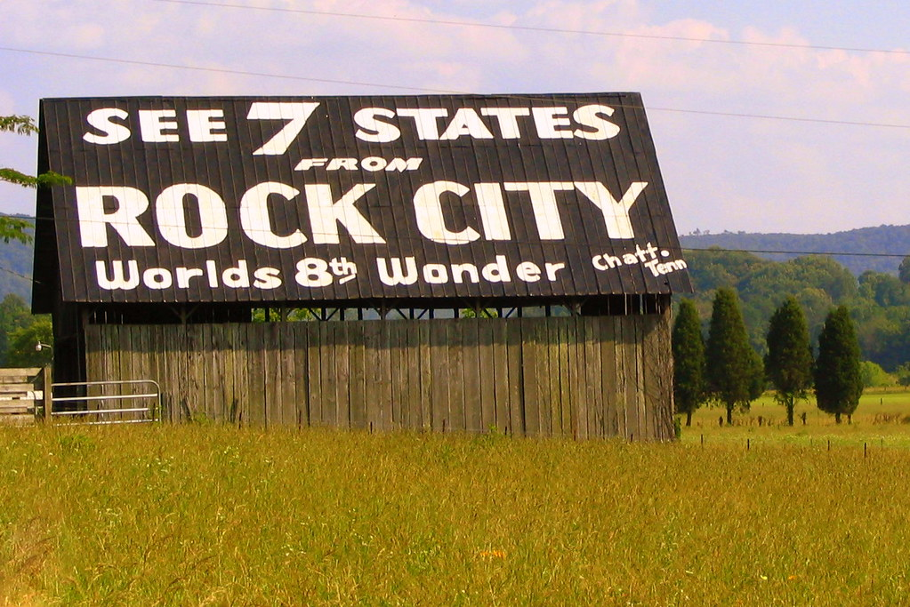 Keeping Score >> See 7 States from ROCK CITY   SEE 7 STATES FROM ROCK CITY Wo…   Flickr