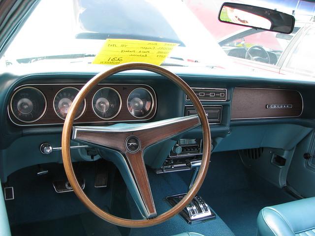 1969 mercury cougar interior flickr photo sharing for 1969 mercury cougar interior parts