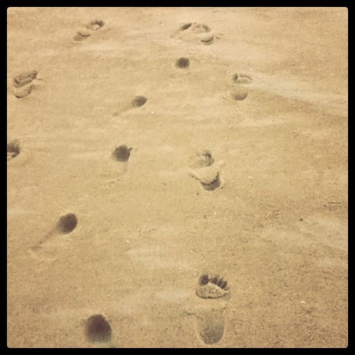 Foot prints | by ♥moorz84♥