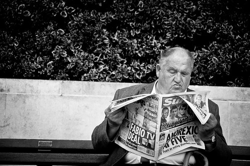 land of the tabloids | by pj_vanf