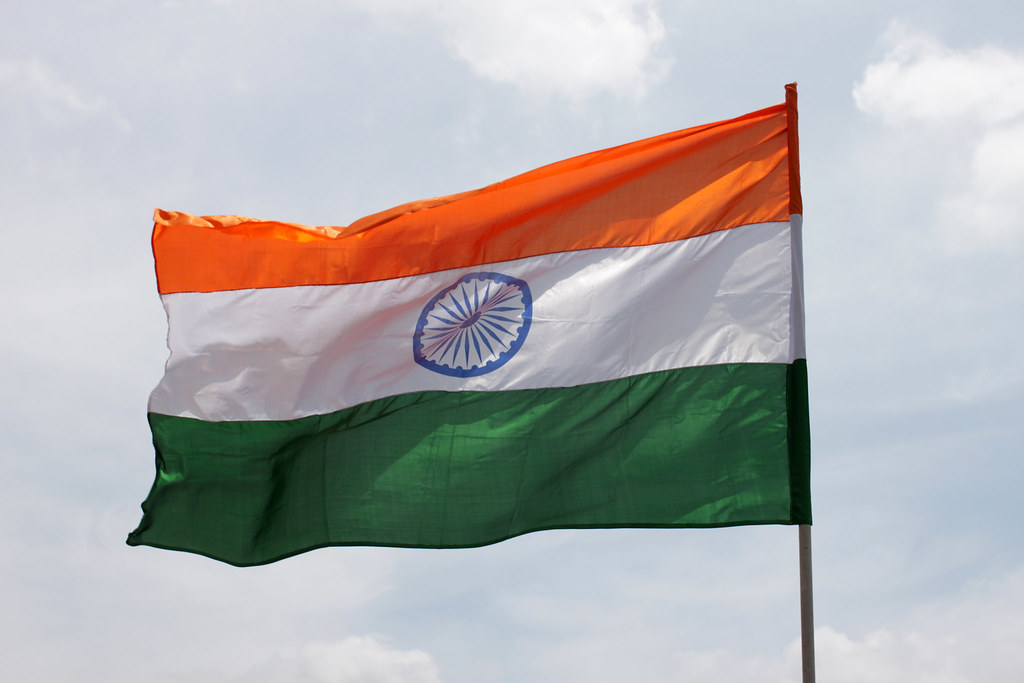 National Flag Of India Indian Flag Colors And Meaning The Flickr