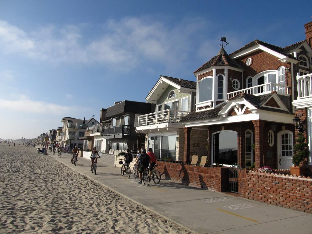 Balboa Peninsula Park Newport Beach
