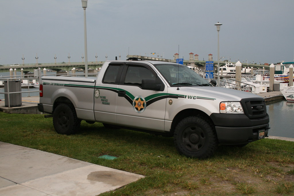 Florida Fish Wildlife Conservation Commission Ford F250