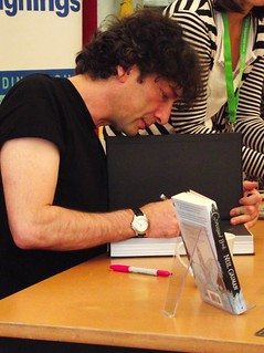 Edinburgh International Book Festival - Neil Gaiman 05 | by byronv2
