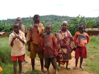 Displaced children, Bwasare | by IDMC NRC