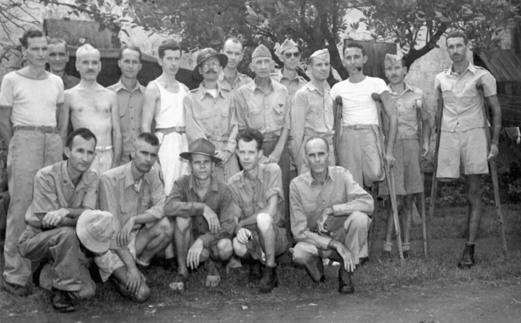Bilibid Prison Manila Philippines After Liberation In E Flickr