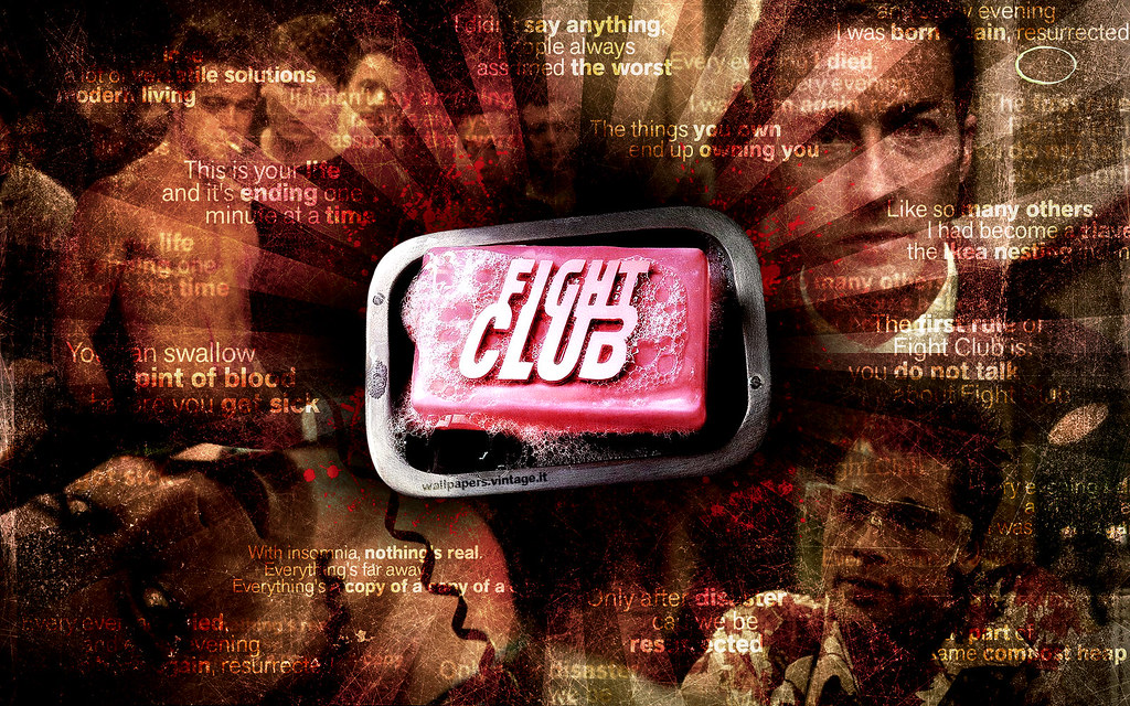 Fight Club Wallpaper All Screen Formats Available At Wallp