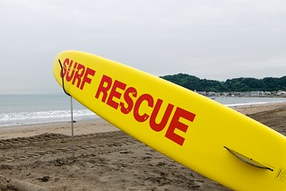 Surf Rescue | by julesberry2001