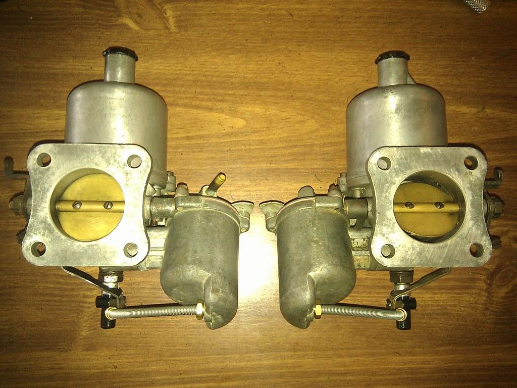 Rebuilt Carburetors For Kawasaki Prairie Team Green  Atv