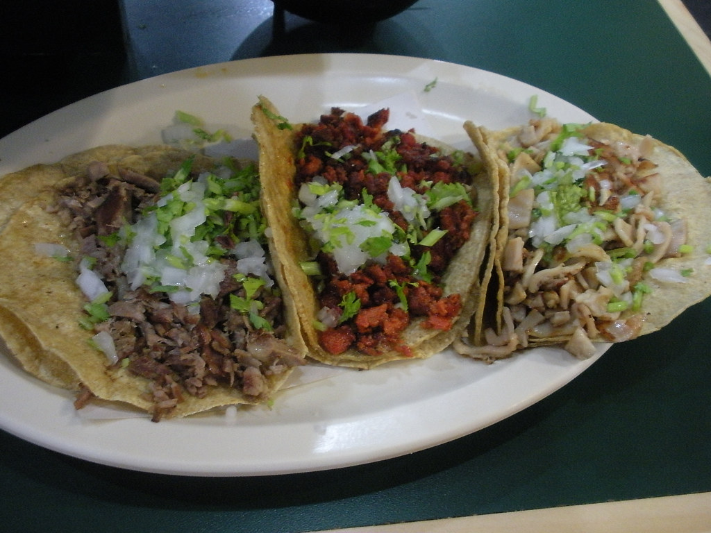 Tacos online dating message