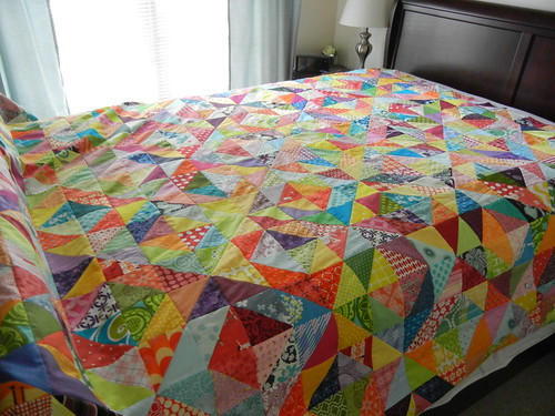 A queen sized quilt for me! | by Don't Call Me Betsy