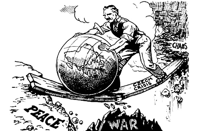 appeasement during world war ii Essential information about appeasement in world war 2 appeasement was the policy of the english and french governments, of allowing concessions to the dictatorial powers of nazi germany and fascist italy, in order to avoid conflict in europe.