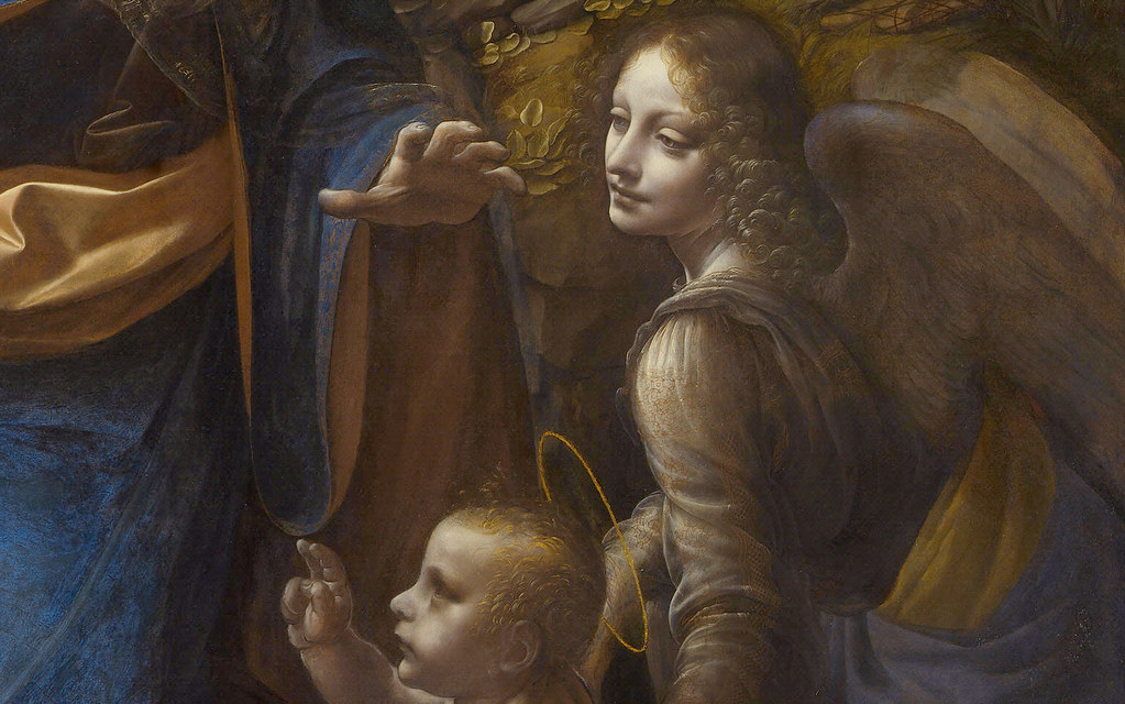 Virgin of the Rocks Leonardo da Vinci Analysis