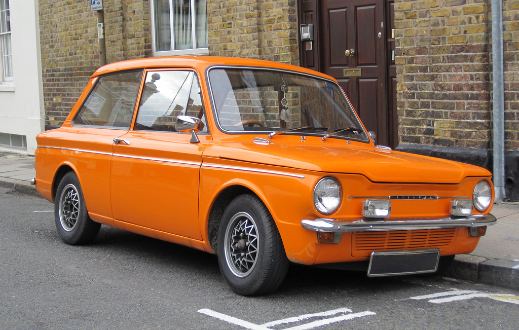 Used Hillman Cars For Sale