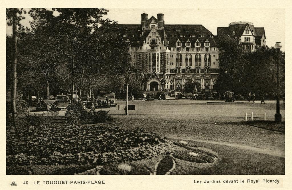 Hotel Royal Picardy Le Touquet Paris Plage The Royal